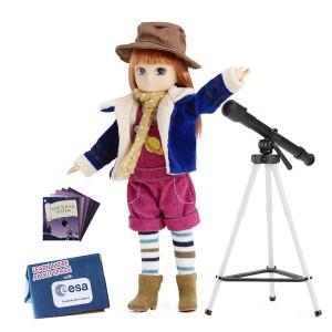 Stargazer astrology Lottie Doll