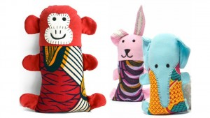 Dsenyo Plush Toys support women affected by AIDS in Malawi.