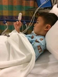 surgery at Boston Children's Hospital
