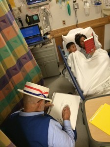 experience at Boston Children's Hospital