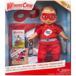 Wonder Crew Dolls