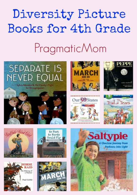 Diversity Picture Books for 4th Grade
