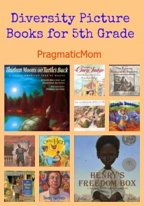 Diversity Picture Books for 5th Grade