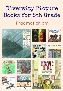Diversity Picture Books for 8th Grade