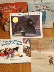Christmas picture book giveaway