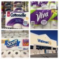 Kimberly Clark products at Walmart