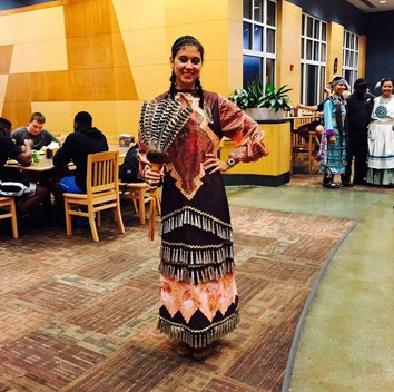 Jingle Dance Dress
