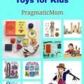 Left Brain STEM Toys for Kids