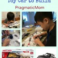 STEM Engineering Toy Car to Build