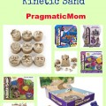 The Magic of Kinetic Sand