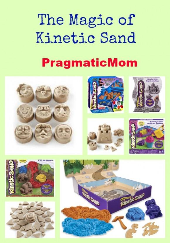 The Magic of Kinetic Sand