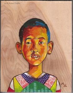 Robert C. Trujillo portraits