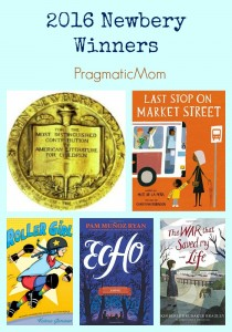2016 Newbery Winners