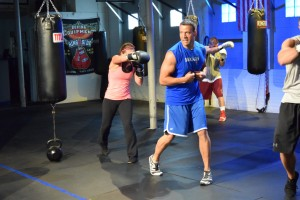 Diet and Exercise GIVEAWAY: Boxer's Diet and BOXYGEN