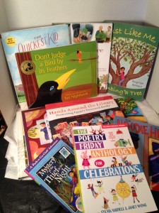 Multicultural Children's Book Day Twitter Party Grand Prize Book Giveaway