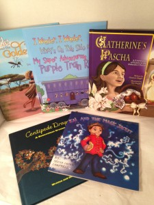 Q1 Prize: Picture Books Ages 4-8