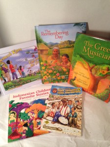 Q2 Prize: Advanced Picture Books Ages 6-9