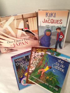 Q5 Prize: Ages 6-12 Chapter Books
