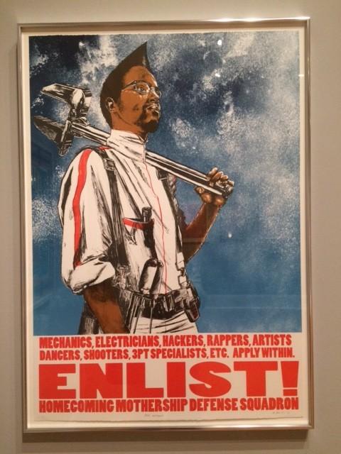 Robert Pruitt African American Political Art