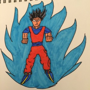 Naruto Inspired Learning for my 5th Grade Son