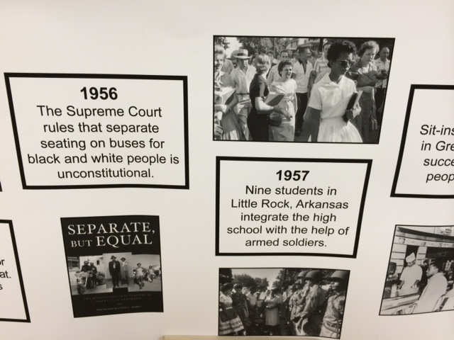 Civil Rights Movement Books for 4th Grade