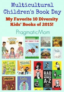 Multicultural Children's Book Day books