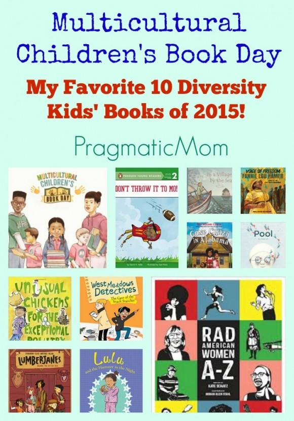 Multicultural Children's Book Day books
