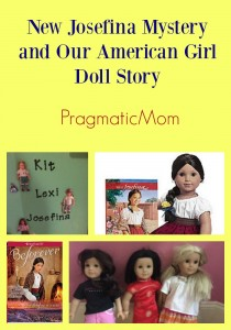 New Josefina Mystery American Girl Doll