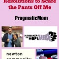 New Year's Resolutions to Scare the Pants Off Me