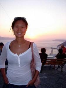 Chrissy Jee of The Dumpling Mama