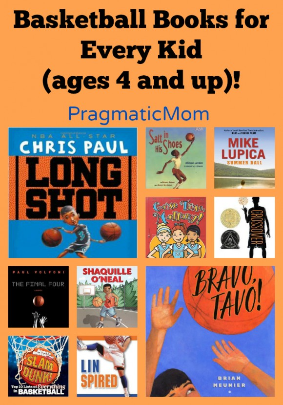 Basketball Books for kids