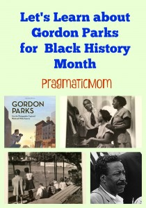 Gordon Parks: Black History Month