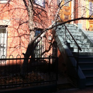 South End Boston Brownstone Living