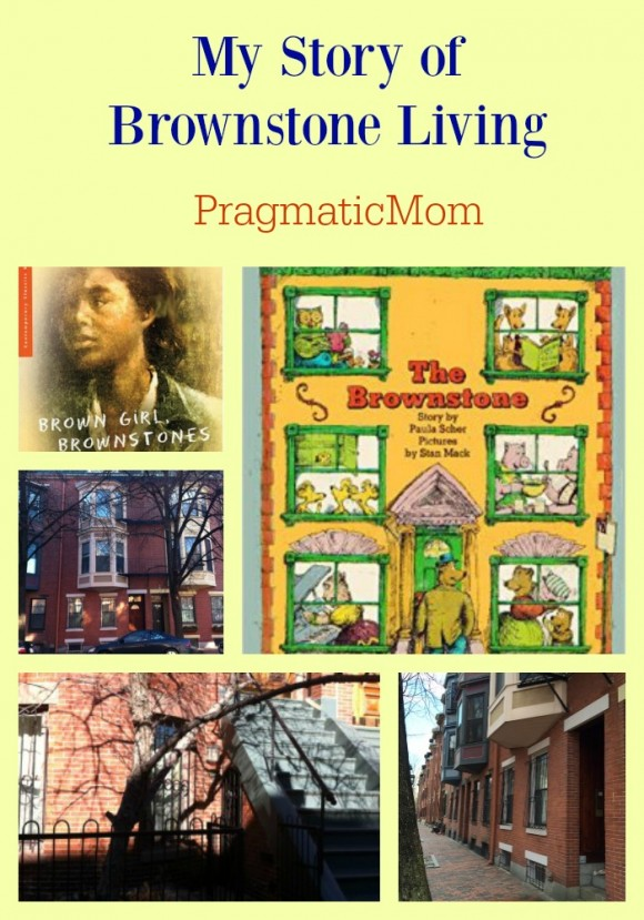 My Story of Brownstone Living