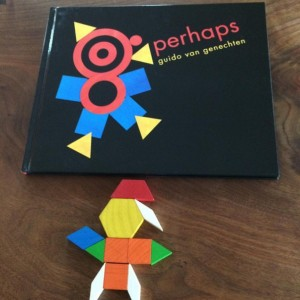 pattern block picture book