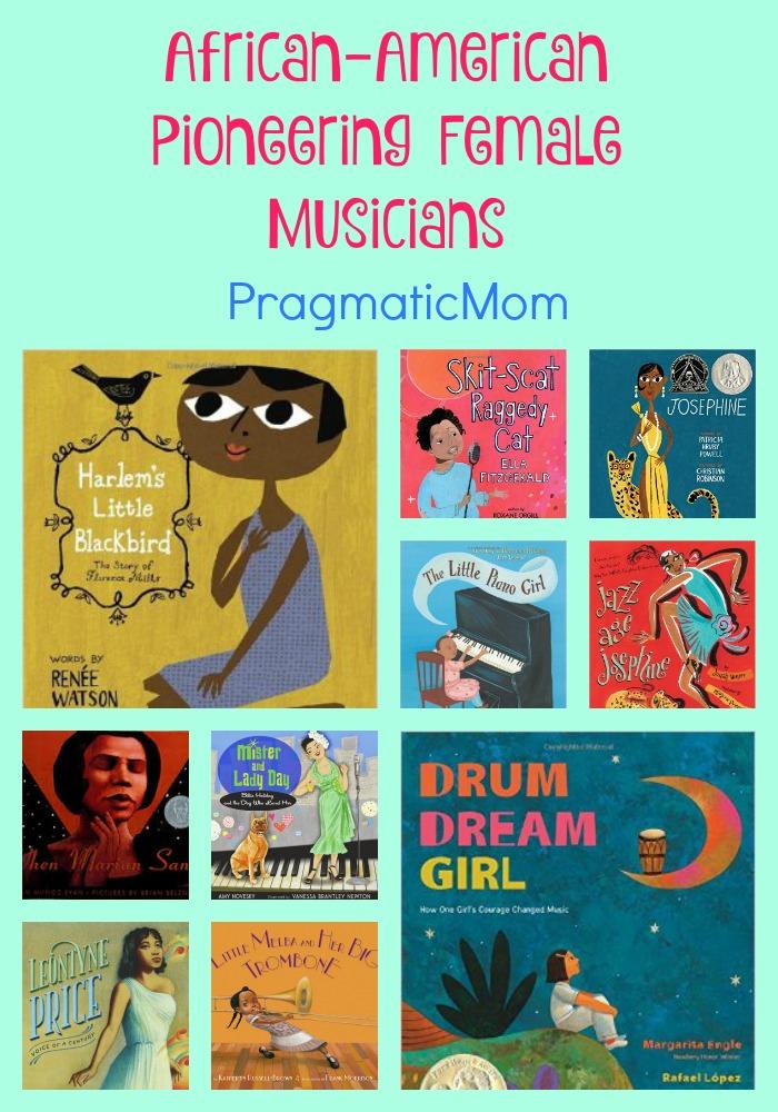 African-American Pioneering Female Musicians