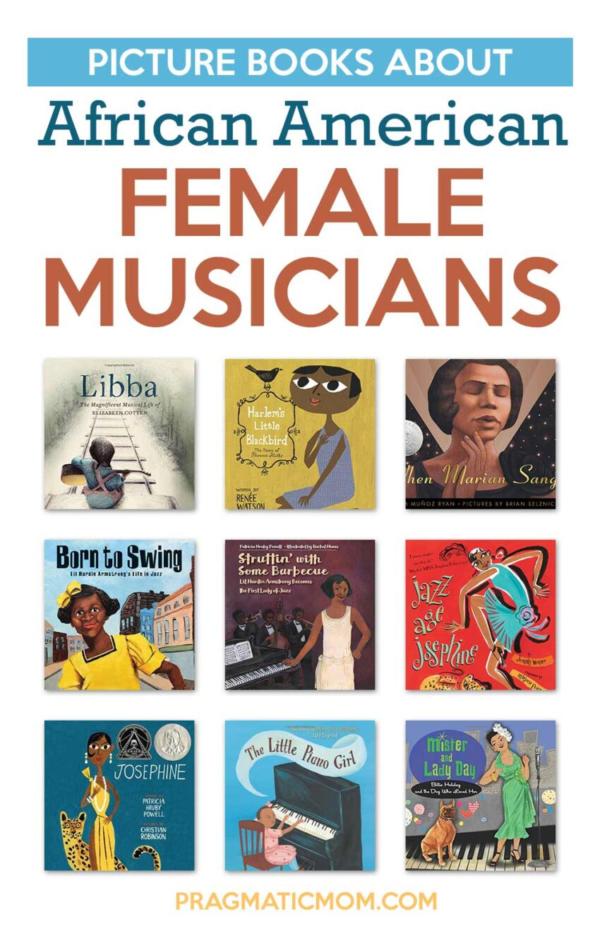 Picture Books About African American Female Musicians
