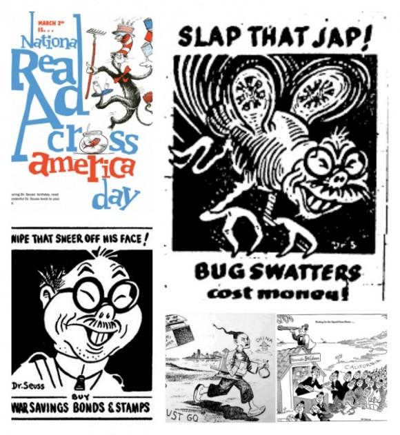 Dr. Seuss Was a Racist