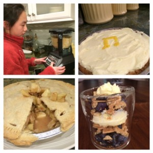 Making Pie for Pi Day