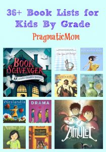 36+ Book Lists for Kids By Grade
