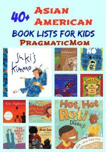 40+ Asian American Books for Kids