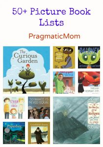 50+ Picture Book Lists