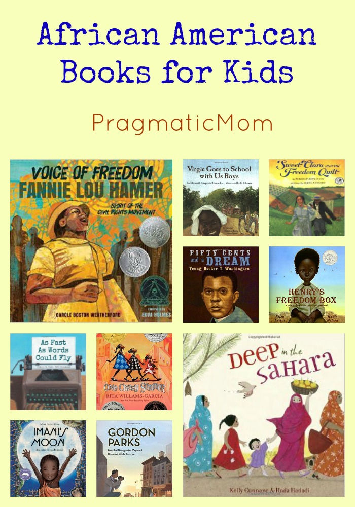 African American Books for Kids