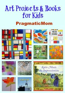 Art Projects & Books for Kids