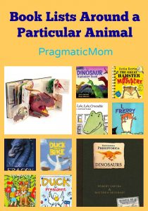 Book Lists Around a Particular Animal