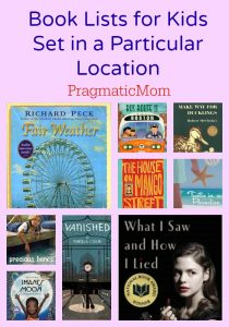 Book Lists for a Particular Location