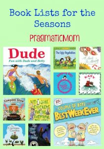 Book Lists for the Seasons