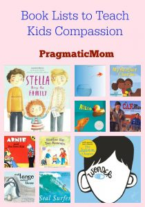Book Lists to Teach Kids Compassion