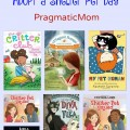 Books for Kids to Celebrate Adopt a Shelter Pet Day
