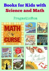 Books for Kids with Science and Math Concepts